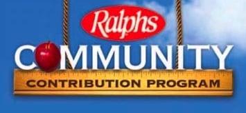 Ralph's Community Contribution Program