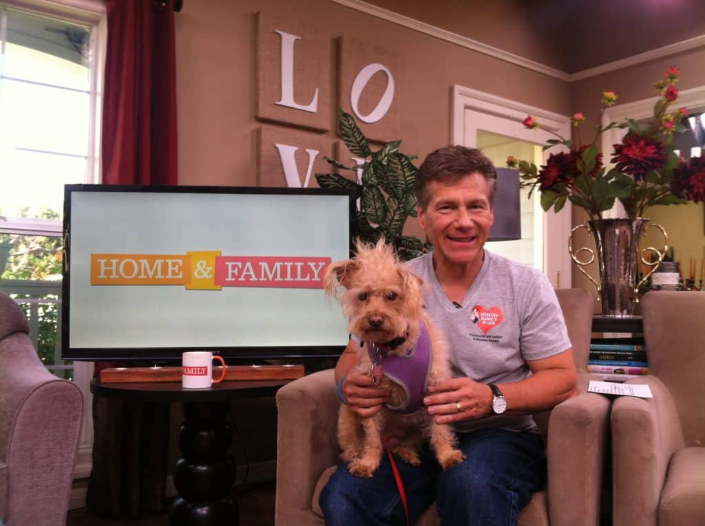 "OBOL on Hallmark Channel's ""Home & Family"""
