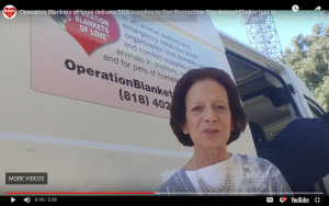 OBOL at San Bernadino Shelter