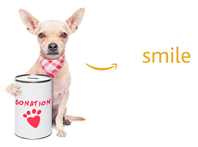 Shop AmazonSmile to Support OBOL--at No Additional Cost to You!