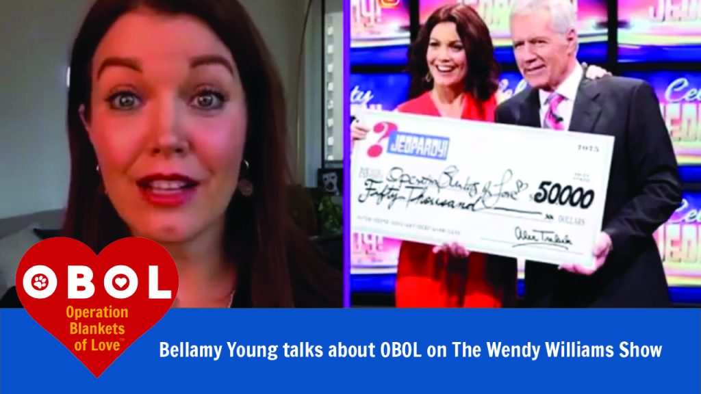 OBOL Celebrity Spokesperson Bellamy Young on The Wendy Williams Show